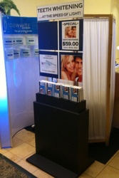 KIOSKS-NEW ADVERTISING DISPLAYS (Qty Avail) Signs,  Brochures,  Digital