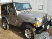 2002 Jeep Wrangler 2002 Jeep Wrangler sport