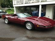 Chevrolet 1993 Chevrolet Corvette 40th Anniversary Edition Conver