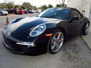 2013 Porsche 911 4s 25982 miles