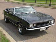 1967 Chevrolet Chevrolet: Camaro Base Convertible 2-Door
