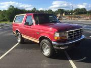 1994 Ford BroncoEddie Bauer Sport Utility 2-Door