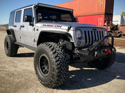 2016 Jeep Wrangler Unlimited Rubicon Sport Utility 4-Door